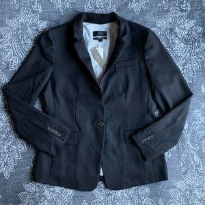 J. Crew Regent Blazer in Wool Flannel Size 8